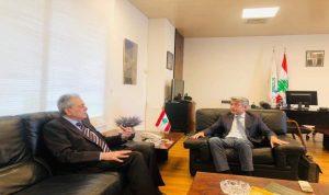 السفير السوري: لن نألو جهدًا لمساعدة لبنان