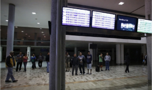 إغلاق مطار مانشستر البريطاني بسبب بلاغات عن طرد مشبوه