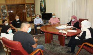بهية الحريري: موضوع مستشفى صيدا الحكومي أولوية