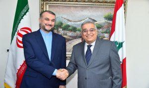 بو حبيب: نجاح المفاوضات الايرانية ينعكس ايجابًا على لبنان