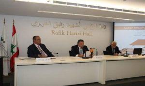 بوشكيان: نعمل على رفع مكانة الصناعة عاليًا في لبنان