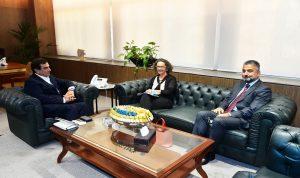 """قرداحي: نعمل على خطة لتنظيم أوضاع """"تلفزيون لبنان"""""""