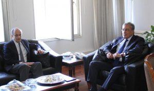 وزير العدل استقبل سفير إسبانيا… وهذا ما تم بحثه