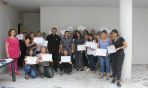 برامج تأهيلية في السجون اللبنانية