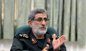 قائد فيلق القدس الإيراني في لبنان!