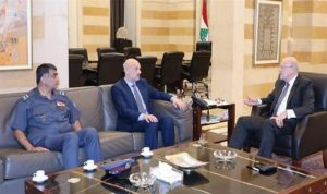 ميقاتي عرض مع مولوي واللواء عثمان للوضع الأمني