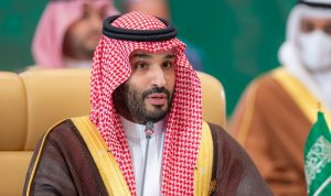 ولي العهد السعودي: ندشّن حقبة خضراء جديدة للمنطقة