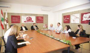 افرام: الاعتداء على عين الرمانة هو اعتداء على كل لبنان