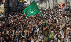 باكستان.. 6 قتلى في مسيرة تخللها عنف ومواجهات