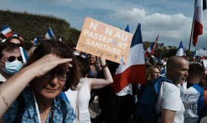 فرنسا… احتجاجات جديدة ضد التصاريح الصحية