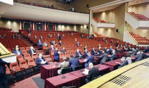 أسبوع تصعيدي في مجلس النواب والقضاء