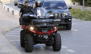 """بو عاصي إلى البرلمان على الـ""""ATV"""" (صور)"""