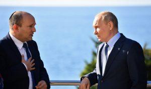 """""""ضوء أخضر"""" روسي لإسرائيل في سوريا"""