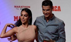 رونالدو يفاجئ جورجينا بهدية ثمنها 120 ألف يورو