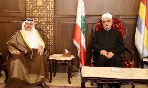 شيخ العقل: لن ننسى وقوف الأشقاء العرب بجانبنا