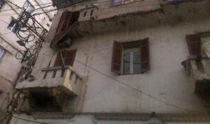 خير ويمق تفقدا الأضرار في المبنى المتصدع في القبة