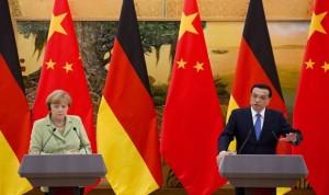 ميركل توقع اتفاقيات اقتصادية مع الصين بالمليارات