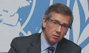مبعوث الأمم المتحدة يقترح حكومة وحدة وطنية لحل أزمة ليبيا