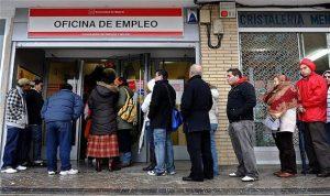 انخفاض معدل البطالة في إسبانيا إلى 7ر23 بالمئة