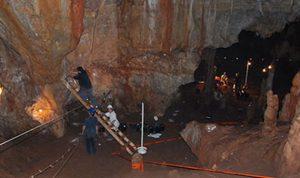 اكتشاف جمجمة للإنسان الأول منذ 55 ألف عام!!