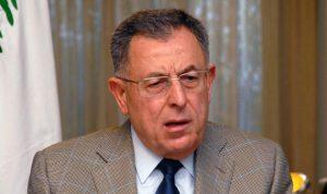 السنيورة: السعودية كانت وستبقى الى جانب لبنان
