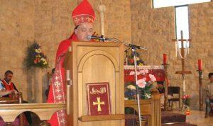 بو جوده ترأس قداس عيد مار جرجس في إجبع زغرتا