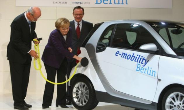 GermanElectricCars