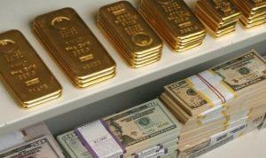 الذهب يتجه لتكبد أكبر خسارة أسبوعية منذ آذار