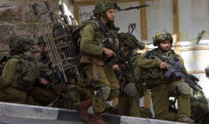 الجيش الإسرائيلي يعتقل فلسطينيين اثنين على حدود غزة