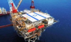 تمار الاسرائيلية للغاز تعتزم مد خط أنابيب مع مصر ضمن خطة تحديث