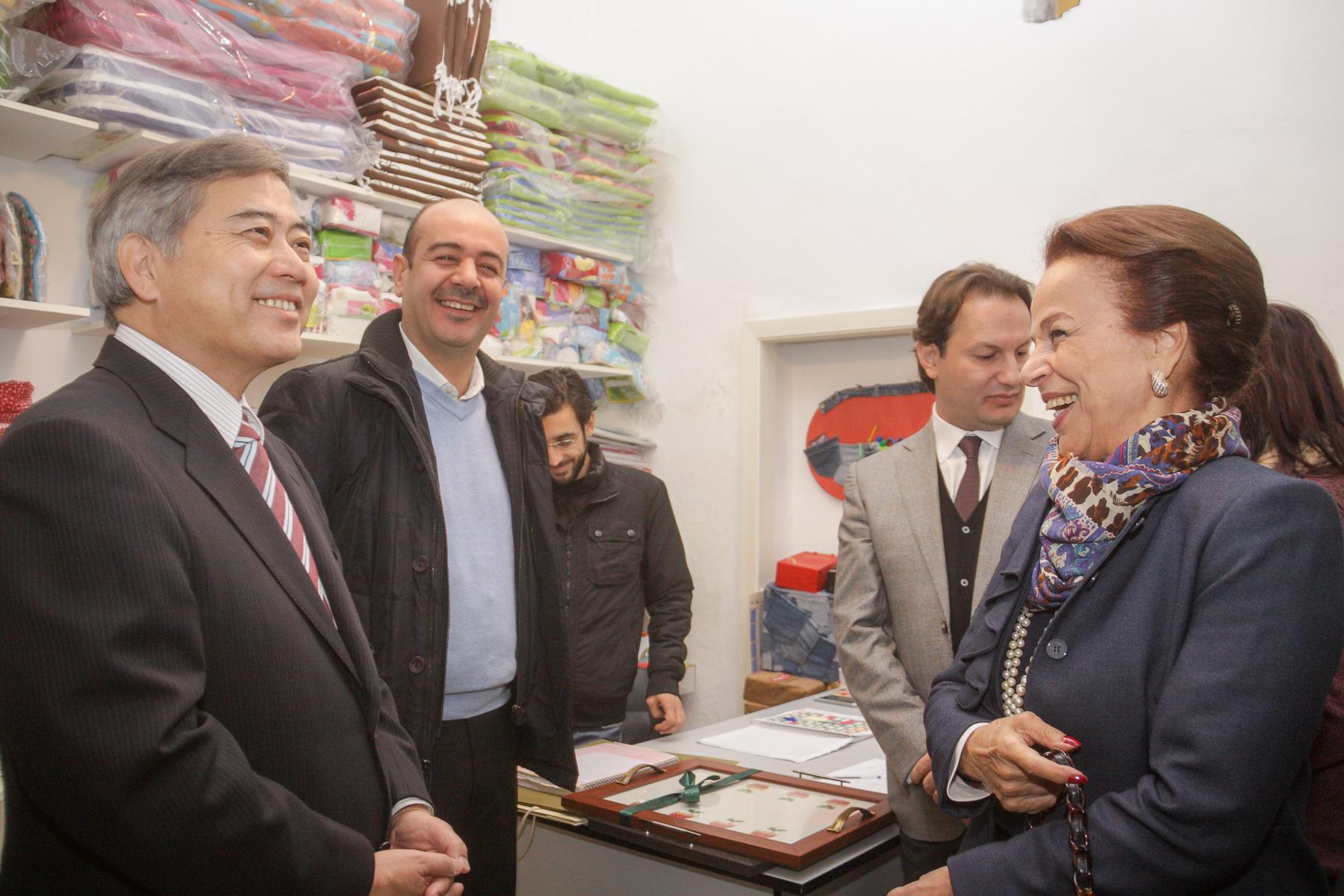 Japan-Ambassador-visits-zgharta-with-HE-Nayla-Moawad-10
