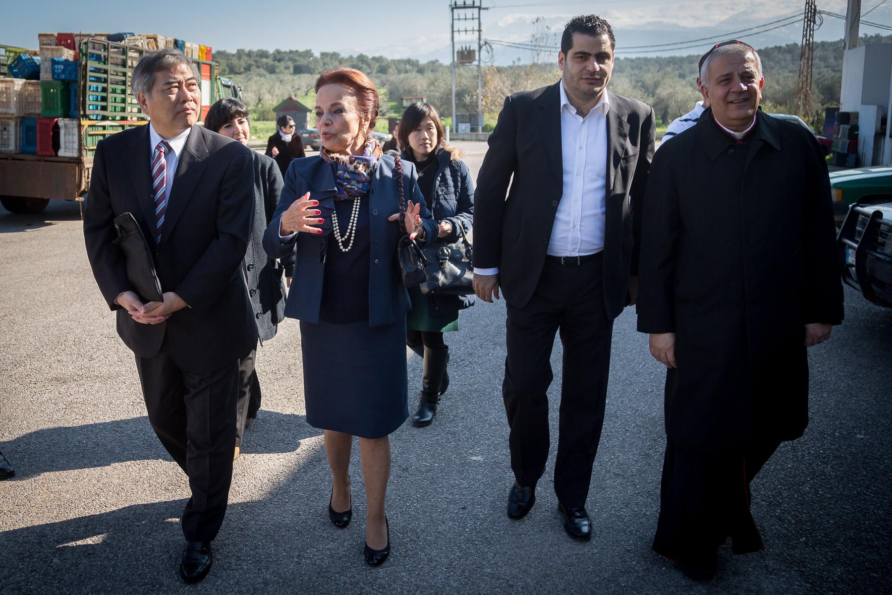 Japan-Ambassador-visits-zgharta-with-HE-Nayla-Moawad-Photo-Chady-Souaid-12