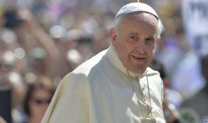 البابا فرنسيس: أزمة اوكرانيا أرجأت زيارة لي الى روسيا