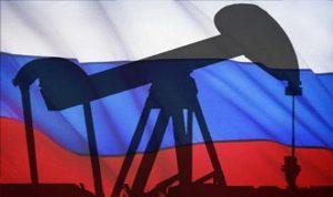 تراجع انتاج النفط الروسي لكنه ما زال قرب مستوى قياسي