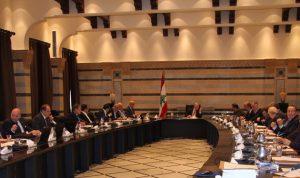 الحكومة تستكمل الاثنين مناقشة مشروع الموازنة