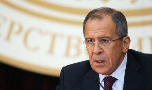 """لافروف: اوباما """"ارغم"""" الاتحاد الاوروبي على فرض عقوبات على روسيا"""