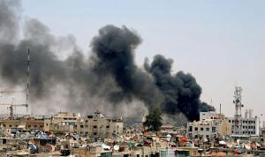 أكثر من مئة قتيل في تفجيرَي حمص