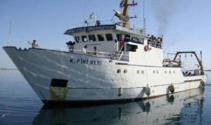 سفينة تركية تواصل أعمال التنقيب قبالة قبرص