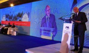 """افتتاح المؤتمر المصرفي العربي """"أي اقتصاد عربي ينتظرنا"""" سلام: قطاعات أخرى تمكّنت من النجاة ولو بأثمان كبيرة"""