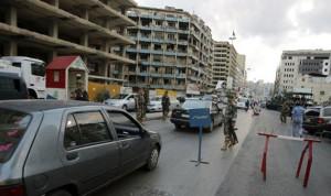 جرحى من الجيش باستهداف باص يقلهم في طرابلس