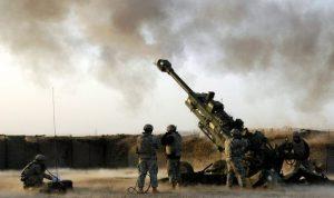 الديار: 72 مدفعاً وقاذفات صواريخ أميركية للجيش
