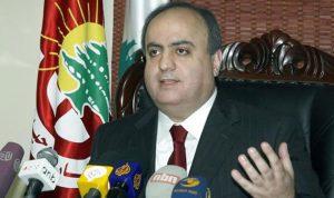 وهاب: الجيش أثبت مرة جديدة قدرته على حسم المعركة وحماية الحدود