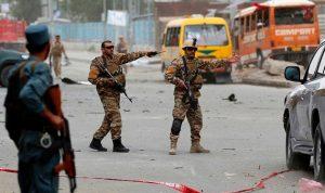 سقوط صواريخ على قاعدة أميركية في أفغانستان.. وداعش يتبنى