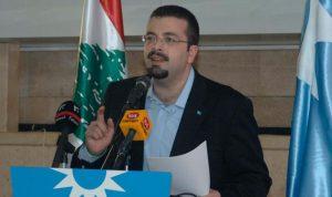 أحمد الحريري من عرسال: لن نحني رأسنا لأحد!