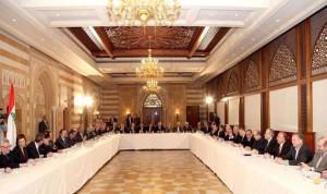 """كتلة """"المستقبل"""": الحوار مستمرّ مع """"حزب الله"""" على أساس احترام الدولة"""
