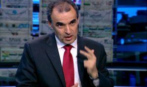 وهبي: مبادرة عون تغيّر بجوهر النظام اللبناني