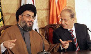 حزب الله يحيّد عون عن سجال العقدة السنية