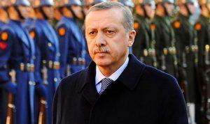 أردوغان يبحث مع أمير قطر مستجدات الساحة السورية