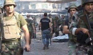 """""""الخلايا النائمة"""" في لبنان تدريب وتوزيع اسلحة!!"""