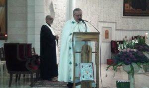 بلدة رشعين في زغرتا تحتفل بعيد القديس انطونيوس الكبير